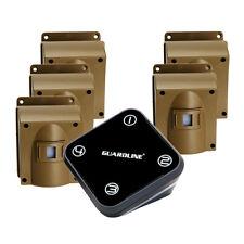 Guardline Wireless Driveway Alarm w/ Five Sensors Bundle …