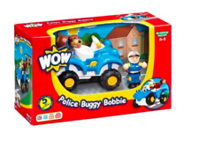WOW Toys - Police Buggy Bobbie - BPA FREE-NO PVC-NO TOXIC PAINT-NO SMALL PARTS