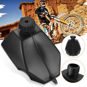 Gas Fuel Tank For 4 Stroke 50cc 70cc 110cc 125cc Quad Dirt Bike ATV 4 Wheeler