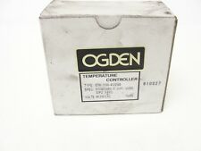 New Ogden Temperature Control, ETR-8100-4122000, 90-250 VAC 50/60 Hz