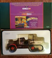 Corgi Showmans Premium Collection John Thurston & Son Diamond T Ballast 55609