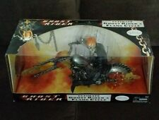 """Marvel Legends ULTIMATE GHOST RIDER & FLAME CYCLE 12"""" Figure with Motorcycle"""
