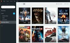 Mass Effect 1 - 2 - 3 Trilogy + Star Wars Battlefront + BF3 - Origin Account PC