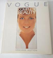 VOGUE Complete Beauty Hardcover Book 2nd Edition Deborah Hutton