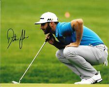 Dustin Johnson signed 8x10 photo *PGA*
