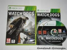 Xbox 360 Game: Watch Dogs (Complete)