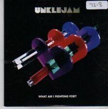 (BX1000) Unklejam, What Am I Fighting For? - 2007 DJ CD