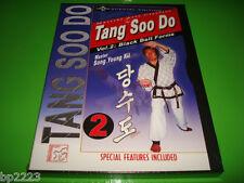 MARTIAL ARTS CLASSICS -DVD- BLACK BELT FORMS Vol.2-TANG SOO DO-w/ Young Kil Song