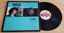 THE DILS - LIVE! - LP 33 GIRI - USA PRESS