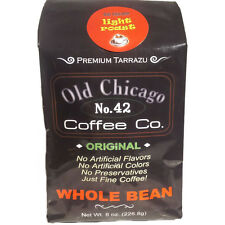 Old Chicago Coffee No. 42 - Light Roasted Coffee Beans - Premium Costa Rican