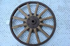 "Chevrolet 490 Superior Wood Spoke Wheel 23"" Rim 1921 1922 1923 1924 512"