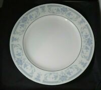 Vintage Sheffield Blue Whisper Fine Porcelain China Dinner Plate 1985 Japan