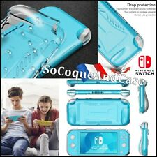 Etui Coque housse Transparent Shockproof Soft Silicone Case NINTENDO Switch LiTE