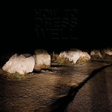 How To Dress Well Love Remains Debut Album +Mp3s Domino New Sealed Vinyl Lp