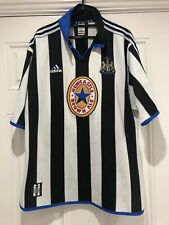 2000-01 Newcastle United Home Shirt - 2XL