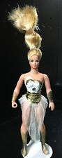 1984 MATTEL POP Princess Adora becomes She-Ra PVC Action Figure + Skirt