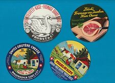 Selection of all different cheese labels Fromage formaggio kase kaas Ost #192