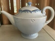 LENOX China CHELSEA FAIR Blue Louis Le Luyer - TEAPOT WITH LID - NEW