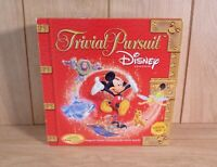 Hasbro Disney Edition Trivial Pursuit Board Game 2005 Red Box - 100% Complete