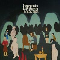 PAPERCUTS ‎– LIFE AMONG THE SAVAGES (NEW/SEALED) CD