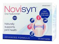 Novisyn + Plus Oral (hyaluronan) Hyaluronic Acid with Vitamin C for Joint Pain -