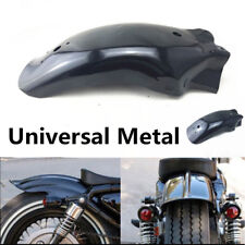 Universal Motorrad hinten Fender Kotflügel Wache für Chopper Cruisers Motorrad
