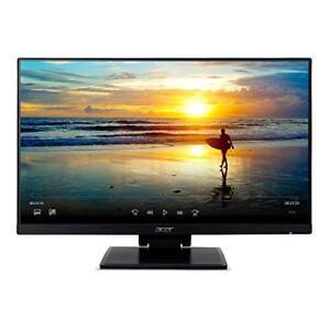 "Acer UT241Y 23.8"" LED LCD Monitor - 16:9 - 4 ms GTG (um-qw1aa-001)"