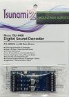 Soundtraxx 885018 Tsunami 2 TSU-4400  GE  4 Amp DCC Sound Decoder  MODELRRSUPPLY