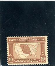 US 1904 Scott# 327 mint og hinged