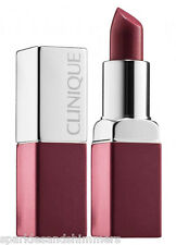 Clinique POP Lip Colour & Primer Mauve Lipstick 2.3g Travel Size 14 PLUM POP