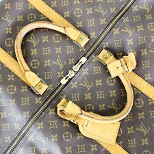 AUTHENTIC LOUIS VUITTON Monogram Boston Bag Travel Bag Keepall 60 M41422