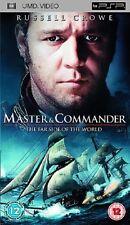 MASTER AND COMMANDER  :  DE L'AUTRE COTE DU MONDE            -----   pour PSP