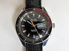 Vintage Bulova Accutron 666 Feet Diver Quartz Watch