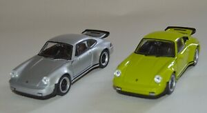 Peterkin Porsche 911 Turbo Pull Back and Go Car Assortment Die Cast 1:32