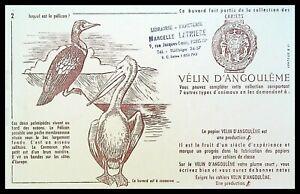 Buvard Publicitaire, Papier VELIN D'ANGOULEME - Marcelle LATHIERE