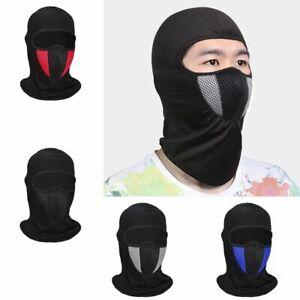 Motorcycle Riding Neck Face Mask Bike Mask Full Face Mask Motocross Helmet