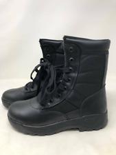 NEW! Response Gear Men's Deputy Slip Resistant Lace Boots Blk #1001 Size:9 28S4