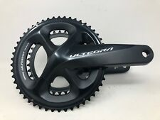 NEW Shimano Ultegra FC-R8000 Crankset 172.5mm Compact 50/34t MINT TAKE-OFF