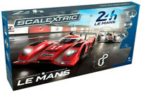 Scalextric Le Mans Sports Cars - LMP Cars 1:32 Scale Slot Car Race Set C1368T