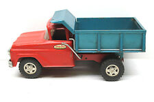 Vintage 1950's Tonka Toys Dump Truck Pressed Steel Construction Mound Minn USA