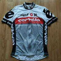 Cervélo Test Team 2010 Tour de France Edition Jersey Castelli Full Zipp Size: L