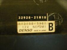 2007-2008 SUZUKI GSXR1000 GSXR ECU ELECTRONIC CONTROL UNIT 32920-21H10