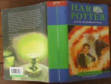 Harry Potter & The Half-Blood Prince by J.K. Rowling - 1st Aust. Ed - 2005