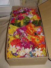 """12 - Teters Butterfly Bouquet A30151 18"""" Assortment of 3 Silk Flowers Artificial"""