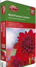 Ambassador Multi-Purpose Compost 20L - Ideal for Sowing, Potting & Cuttings