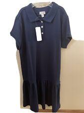 New listing New Gymboree school uniform-blue dress for Girls size 7-8