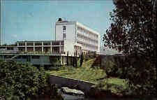 TITOGRAD Podgorica Montenegro Ex-Jugoslawien Postkarte 1974 Dom JNA AK color