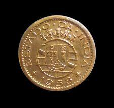 PORTUGUESE INDIA 10 CENTAVOS 1958 KM 30 #3275#