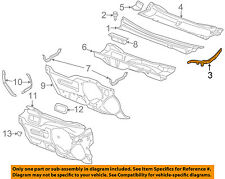 Chevrolet GM OEM 08-12 Malibu Cowl-Side Cover Left 25932362