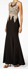Xscape New Floral-Lace Mermaid Gown Size 4P MSRP $319 #2A 67 (4P)